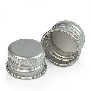 18mm Aluminium Screw Cap