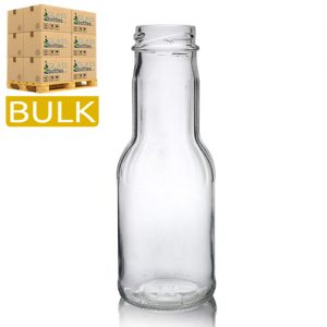 250ml Glass Juice Bottles