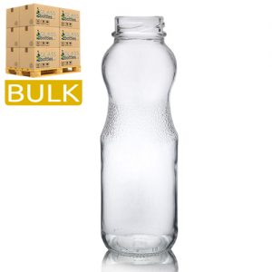290ml Glass Juice Bottles