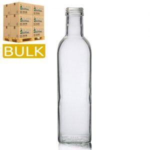500ml Glass Marasca Bottles