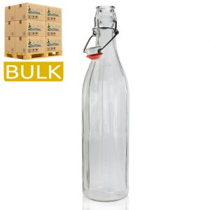 750ml Swing Top Bottle And Ceramic Stopper (Bulk)
