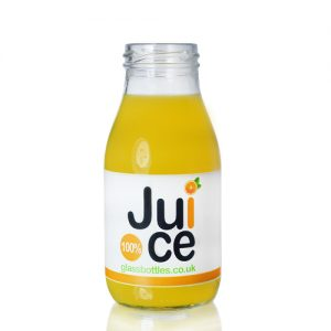 250ml Dressing Juice Bottle w Label