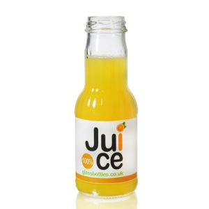 250ml Egyptian Juice Bottle w Label