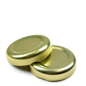 38mm Gold Twist Off Lid