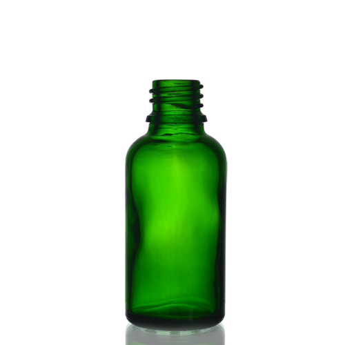 30ml Green Dropper Bottle