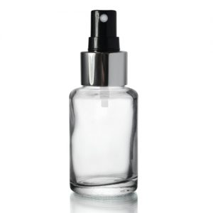 30ml Atlas Bottle with Atomiser Spray