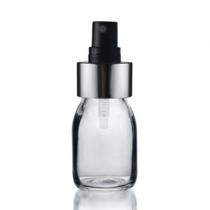 30ml Sirop Bottle with Premium Atomiser Spray