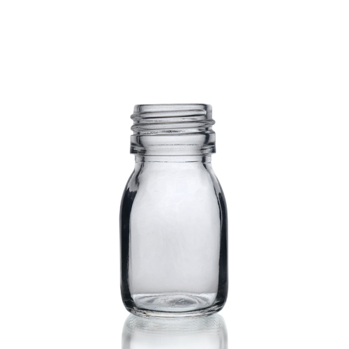 30l Clear Glass Sirop Bottle