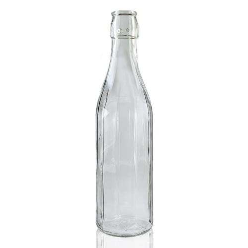 500ml Glass Swing Top Bottle